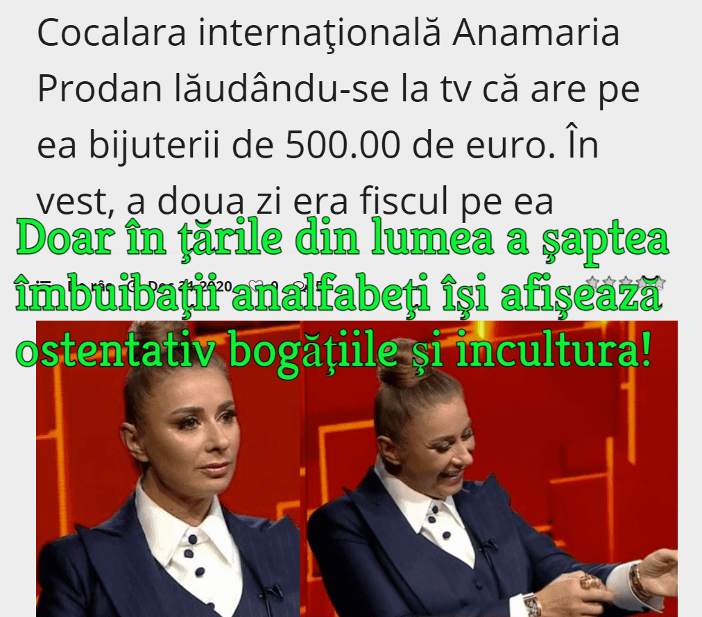 Ana Maria Prodan