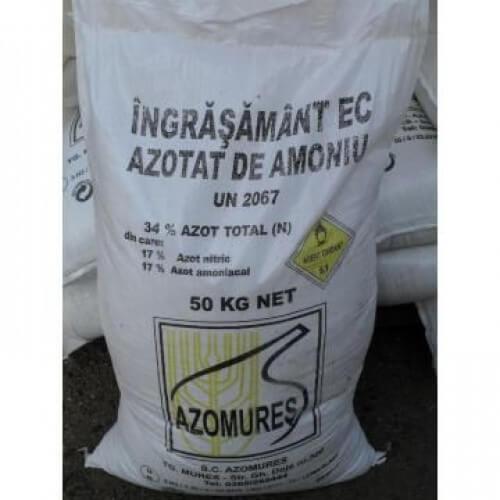 Azotat de amoniu