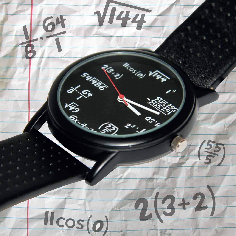 Ceas ecuatii matematice
