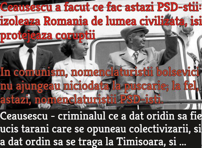Familia dictatorului comunist Nicolae Ceausescu