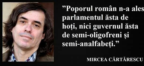 Citat Mircea Cartarescu