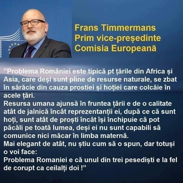 Citat Frans Timmermans