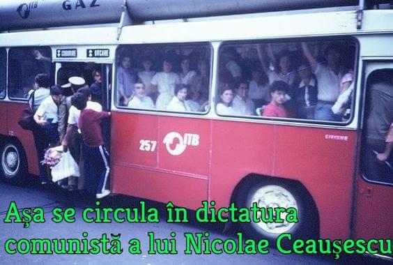 Dictatura comunistă a lui Nicolae Ceauşescu