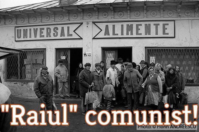 Raiul comunist