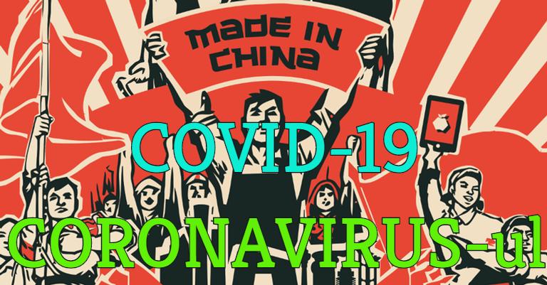 Coronavirus Covid-19 China