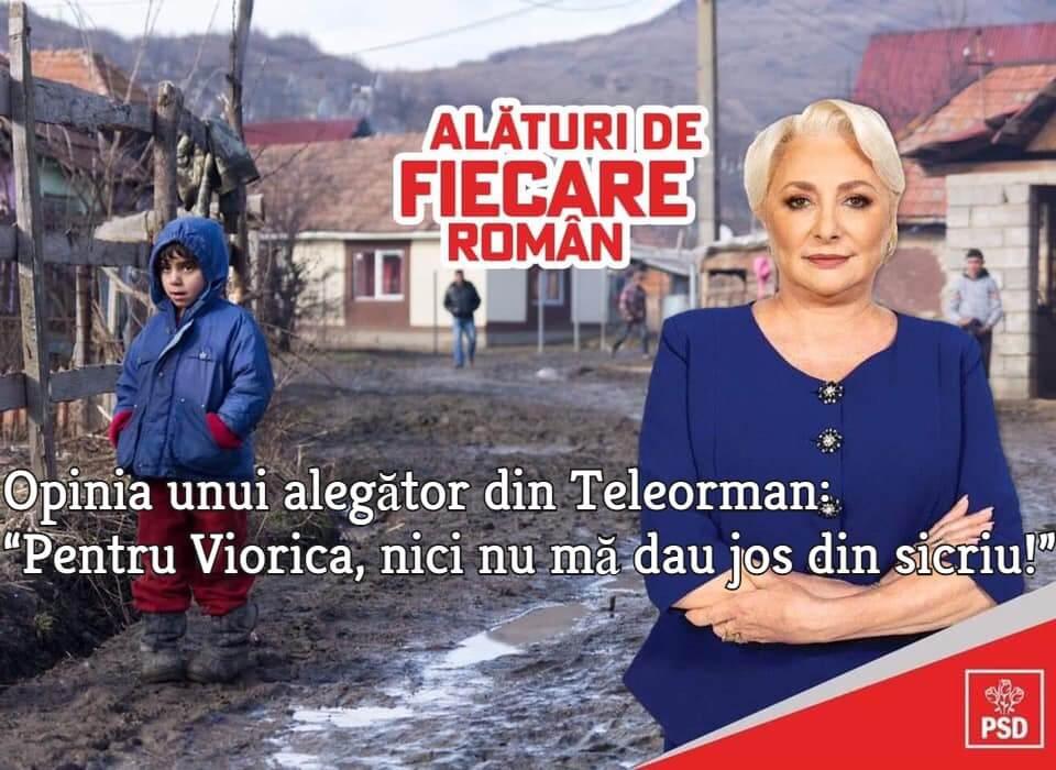 Viorica Dancila, proasta Romaniei