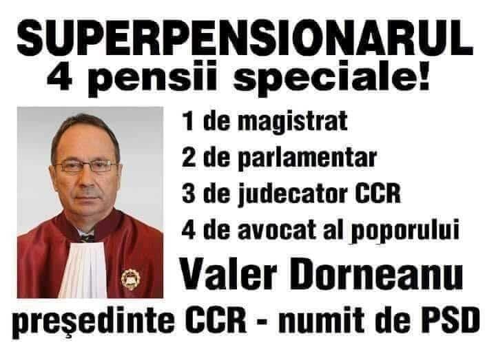 Dorneanu-CCR, sluga PSD