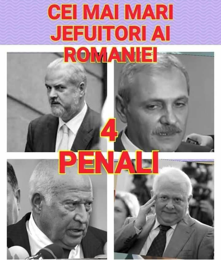 Jefuitorii Romaniei