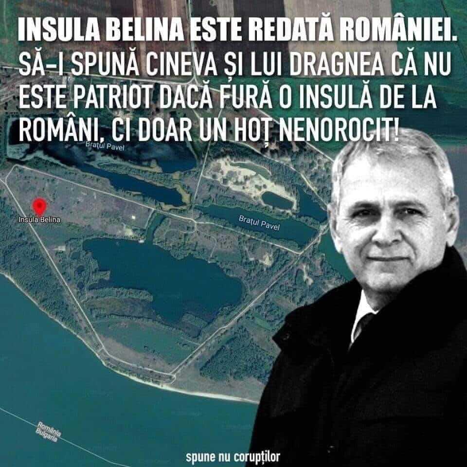 Mafiotul PSD-ist Liviu Dragnea