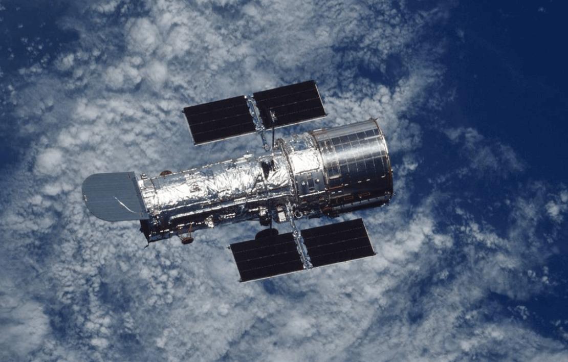 Telescopul spatial Hubble