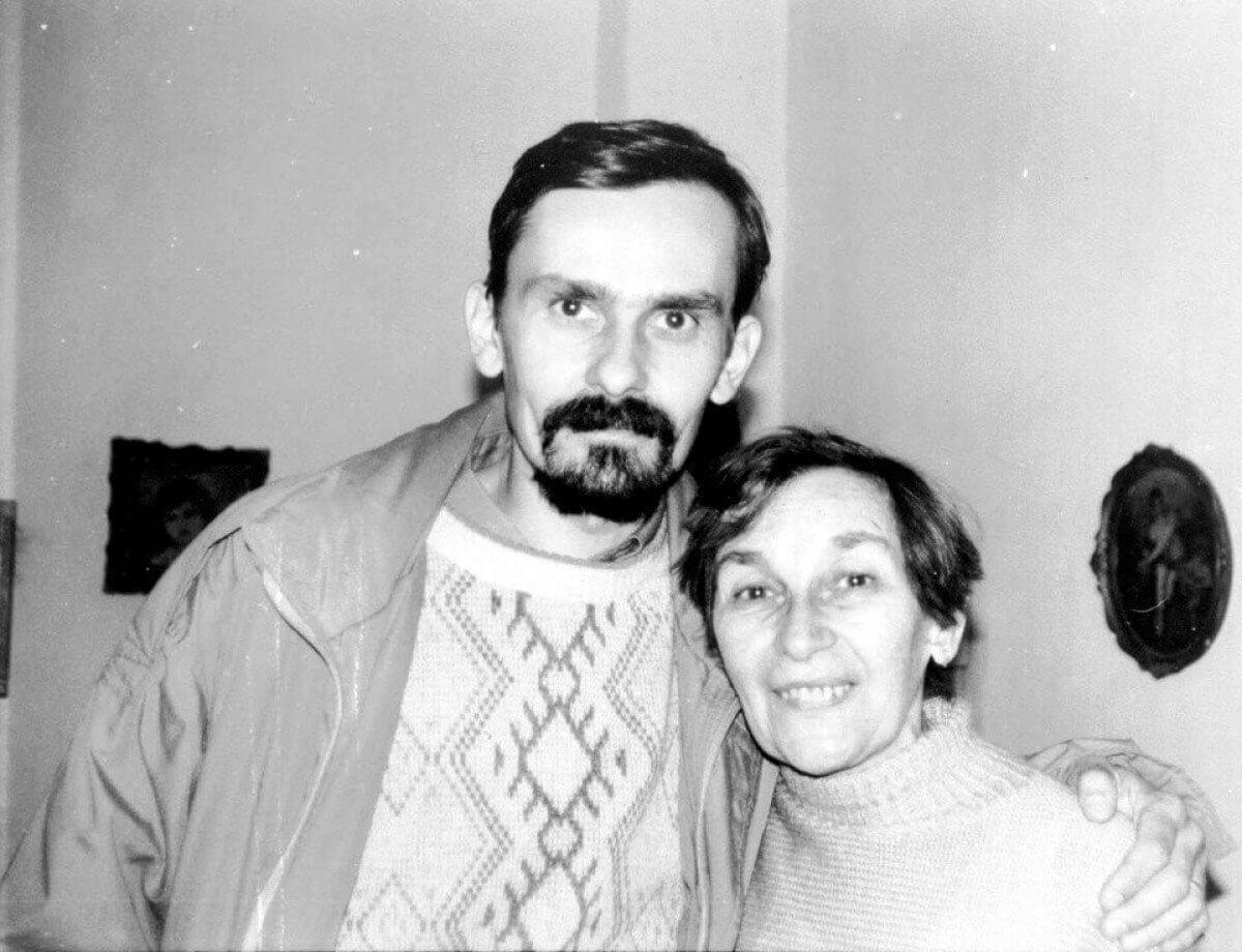 Leontin Horaţiu Iuhas si Doina Cornea