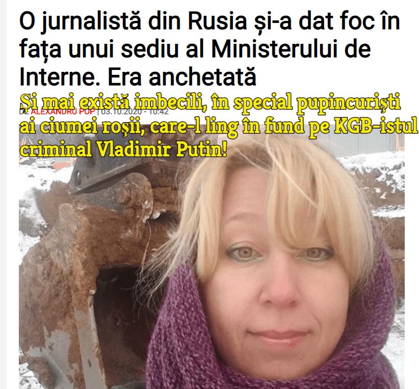 Jurnalista Rusia