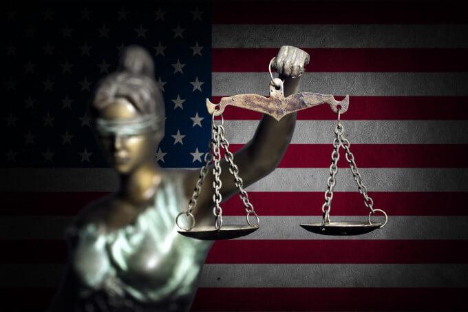 Justitie americana