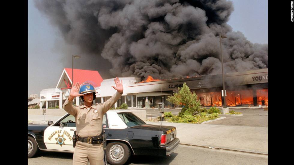 Los Angeles 1992