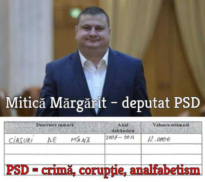 Mafioti PSD-isti