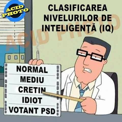 Votant PSD