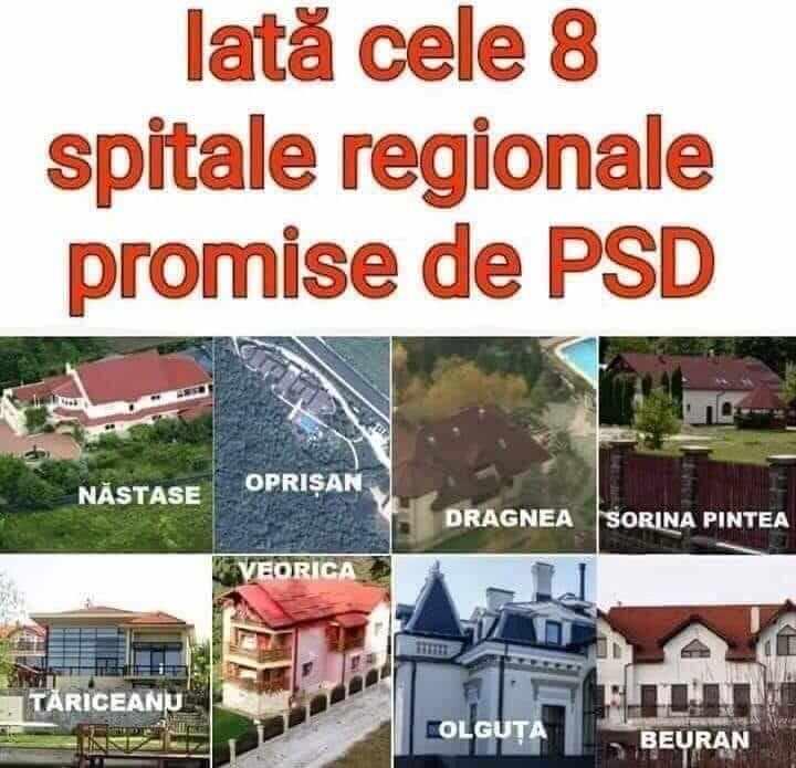 PSD = ciuma rosie