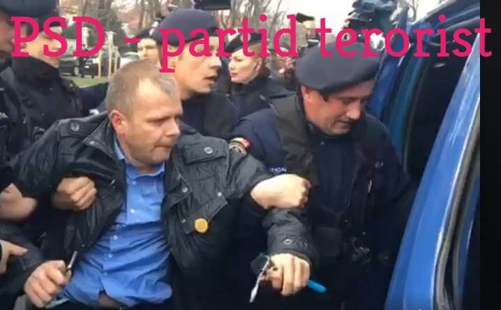 PSD, partid terorist