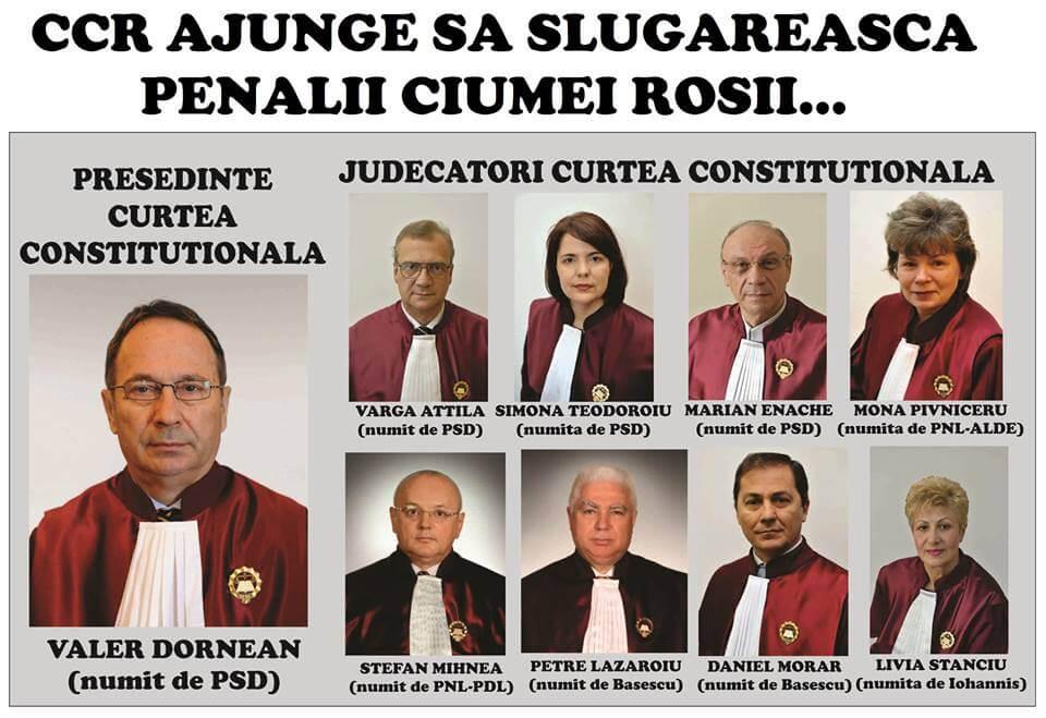Penalii CCR