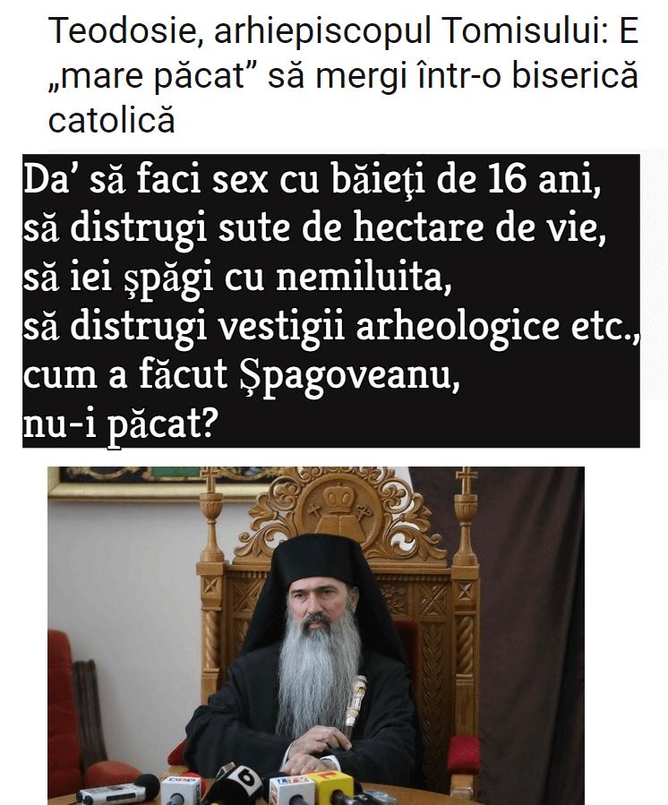 Teodosie Snagoveanu (Spagoveanu)