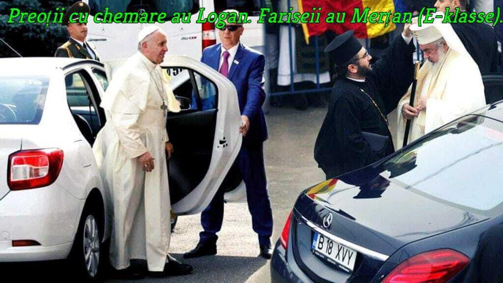 Papa versus patriarh