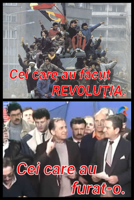 Revolutia furata