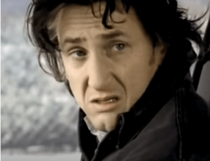 Sean Penn in 21 grams