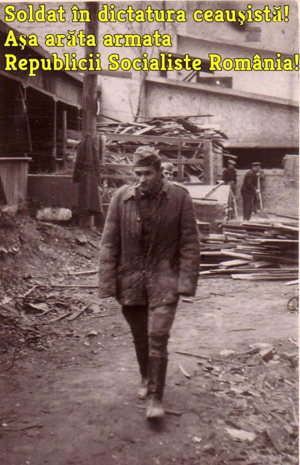 Soldat in comunism