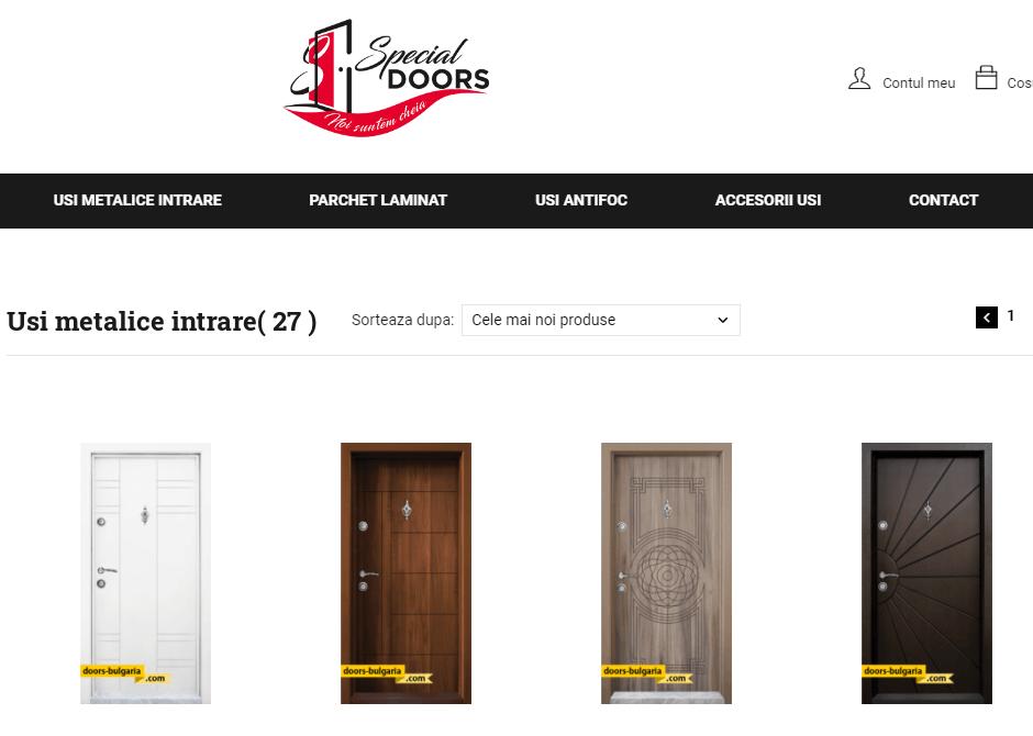 Special Doors