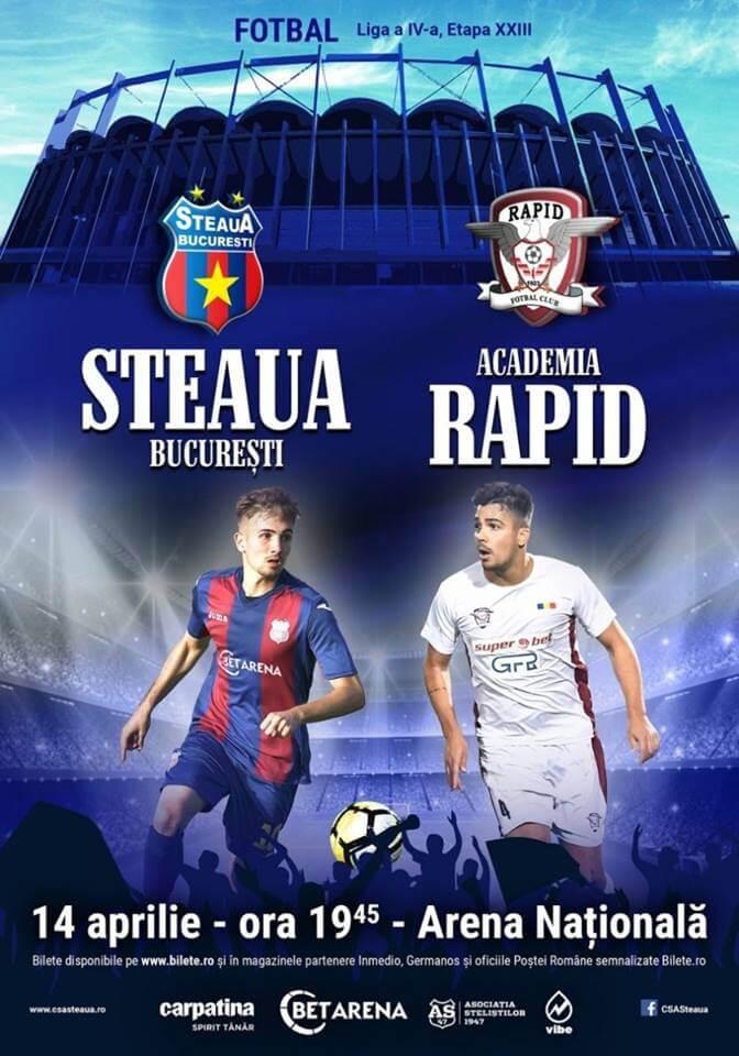 Steaua - Rapid