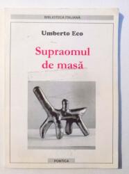 Umberto Eco, Supraomul de masă