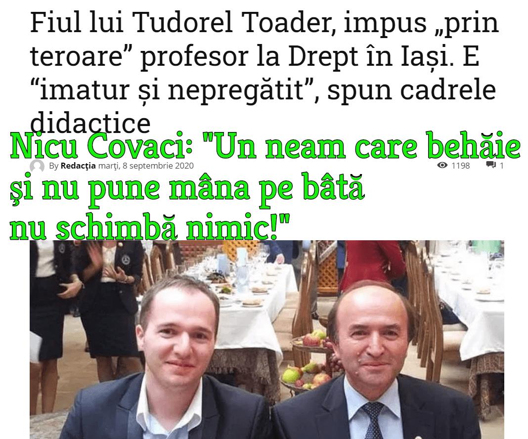 Borfasul Tudorel Toader