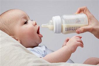 Lapte pentru bebelusi