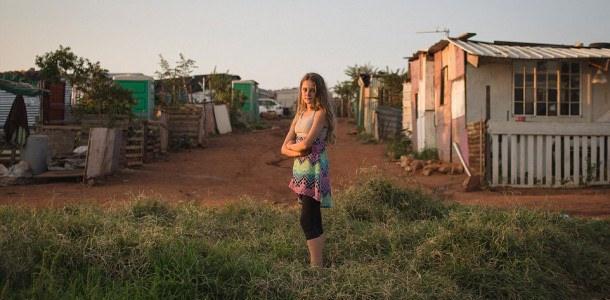 Africa de Sud: albi in ghetouri