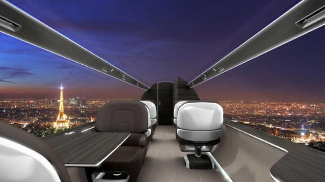 Avionul viitorului