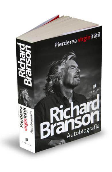 Richard Branson, Pierderea virginităţii