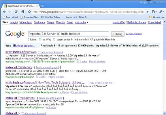 Cum căutăm eficient pe Google