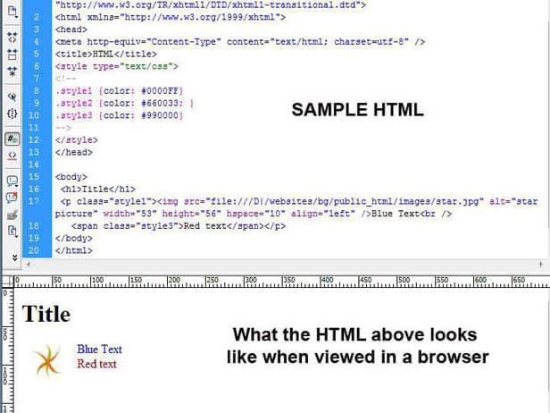 Cod HTML