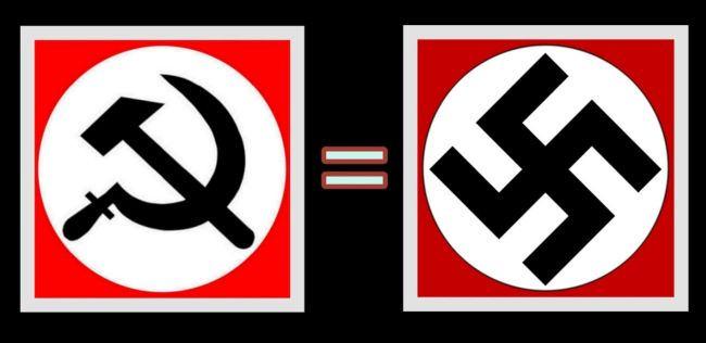 Comunism = Nazism