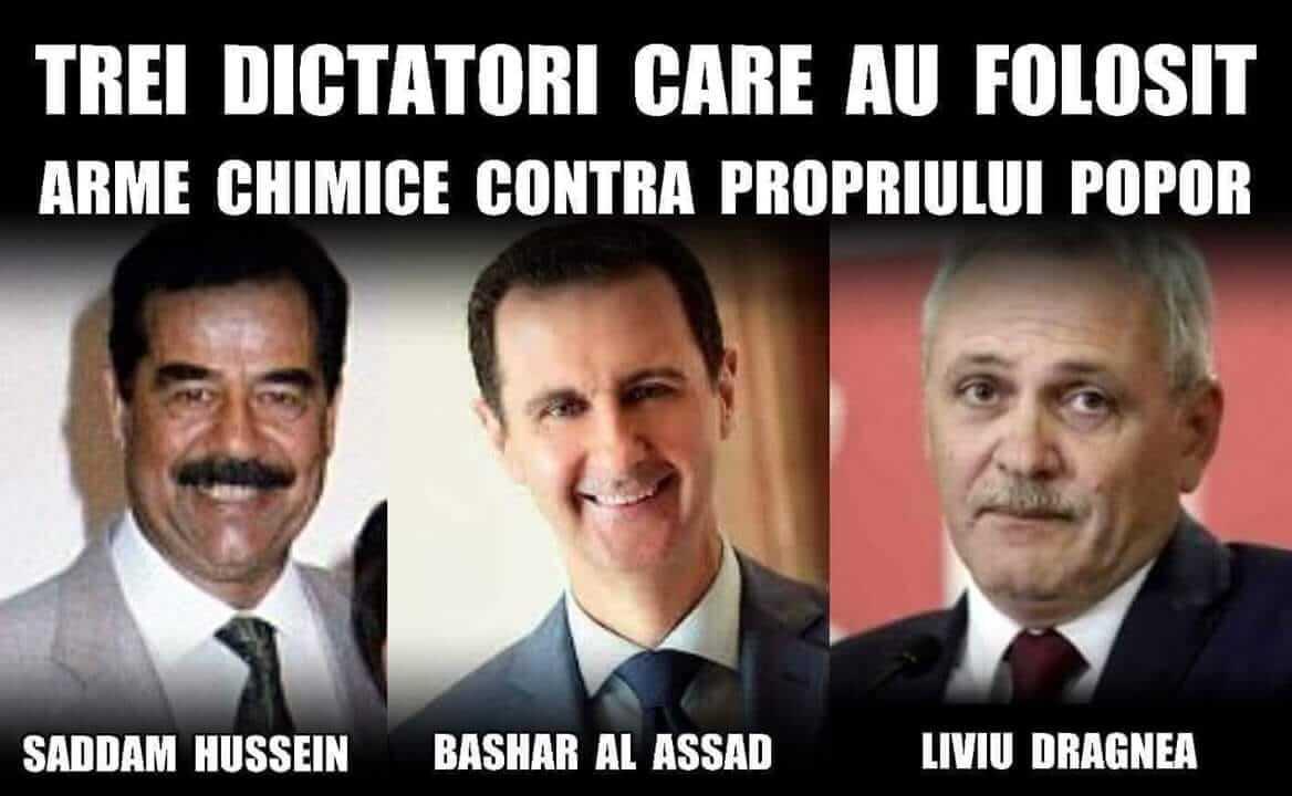 Dictatori, Liviu Dragnea
