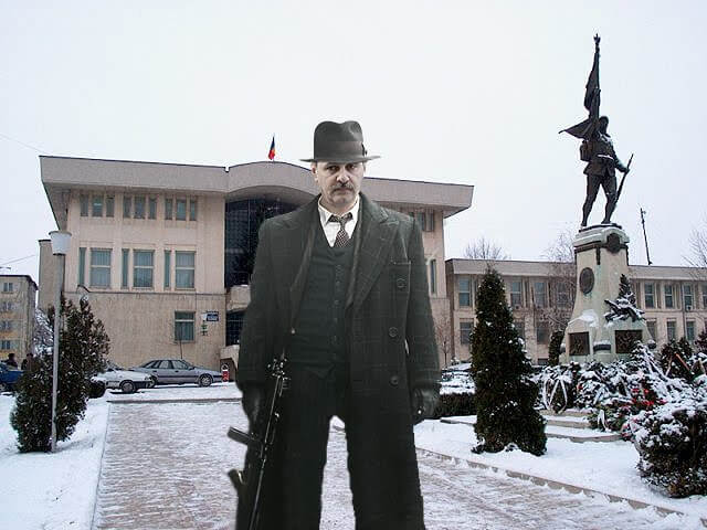 Mafiotul Liviu Dragnea