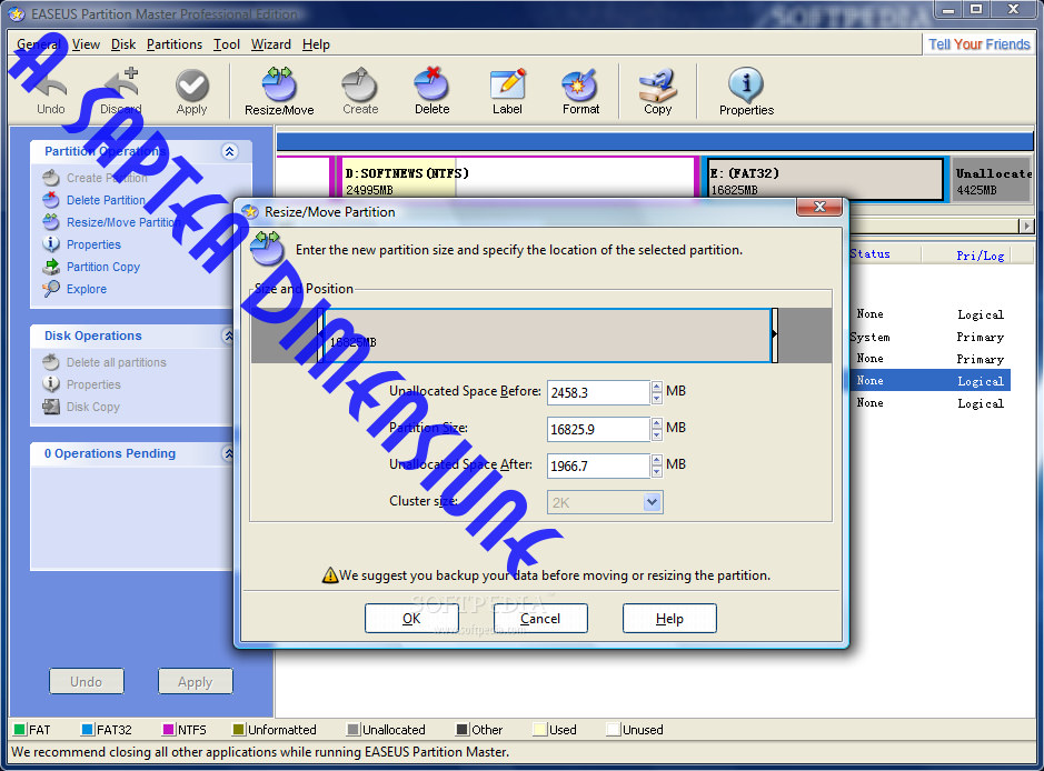 EASEUS Partition