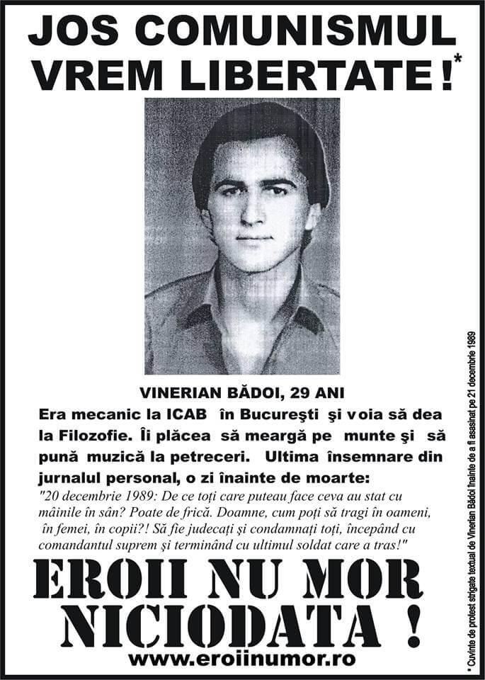 Eroi, 1989