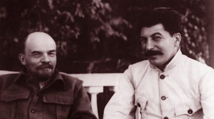 Lenin si Stalin