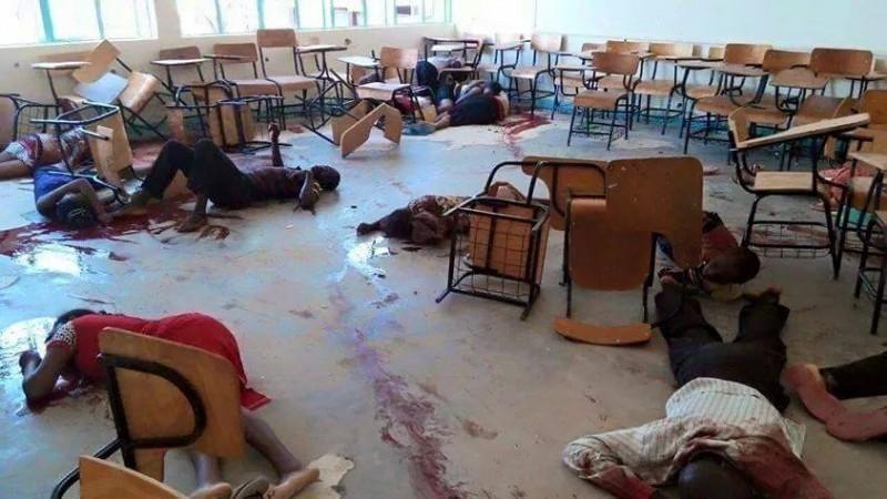 Masacru in Kenya