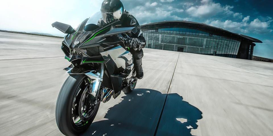 Motocicleta viitorului