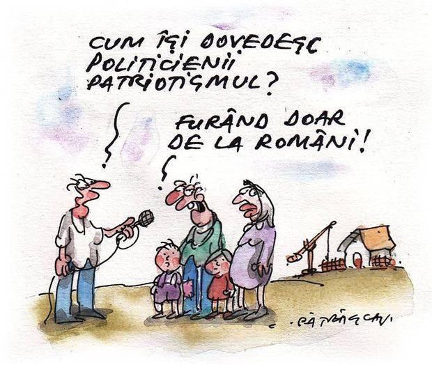 Politicieni romani