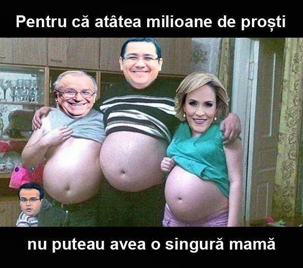 Mama milioanelor de prosti