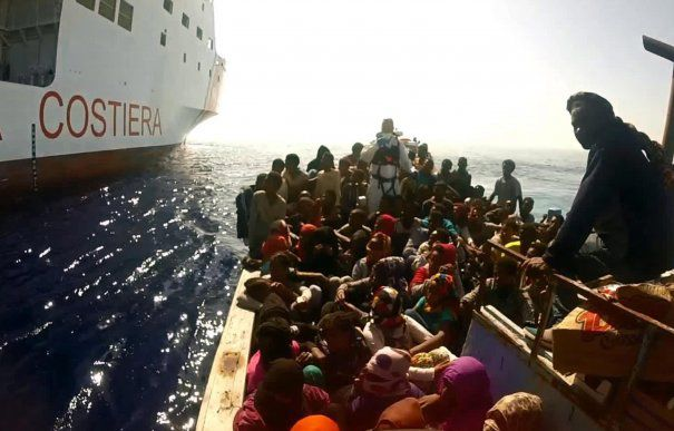 Refugiati islamisti