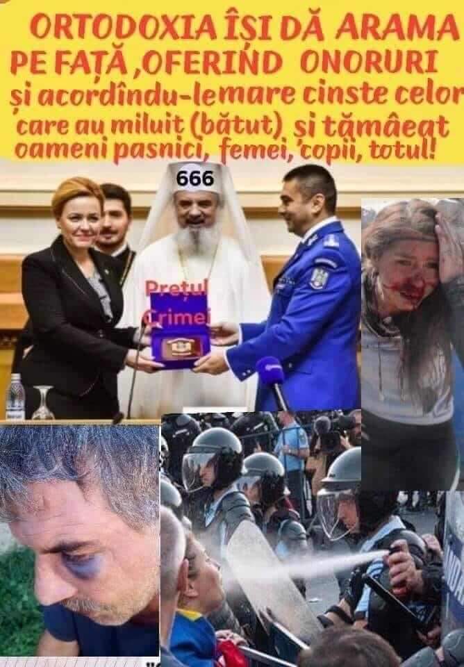 Ortodoxia ucide Romania